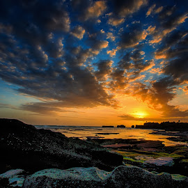 the amazing mengening by Rizki Mahendra - Landscapes Sunsets & Sunrises