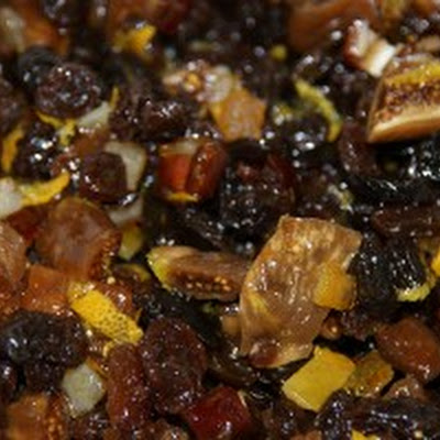 Boozy Fruit for your Christmas Cake