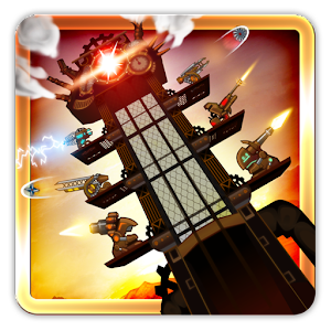 Download Steampunk Tower for PC - Free Strategy Game for PC