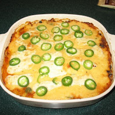 Tasty Tamale Pie Casserole