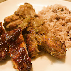 Savory, Spicy and Sweet Baby Back Ribs
