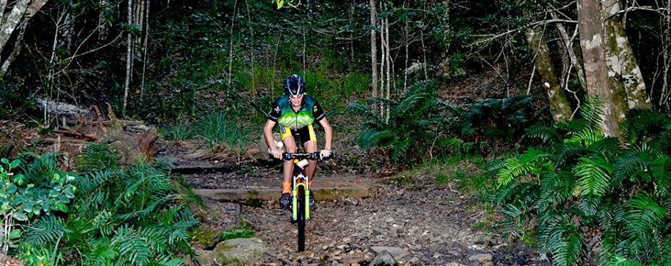 Mountain Biking in Knysna Forest