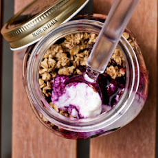 Cottage Cheese & Yogurt Parfait