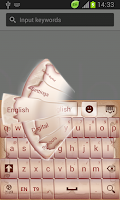 Screenshot of Cute Vintage Keyboard