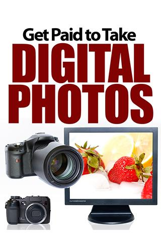 Get Paid to Take Digital Photo