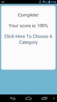 Screenshot of CDL Practice Test
