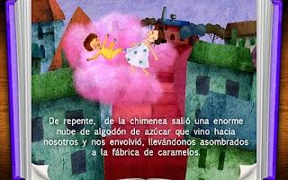 Screenshot of La Fábrica de Caramelos