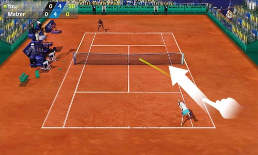 3D Tennis APK for Ubuntu