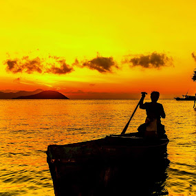 by Zahir Mohd - Transportation Boats