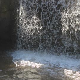 Waterfall by Deb Chojnacki - Nature Up Close Water (  )