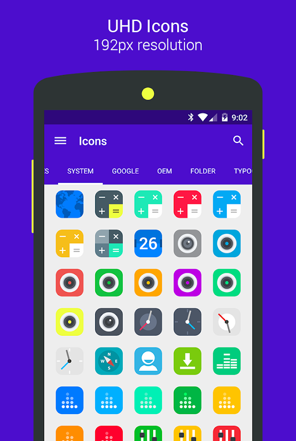 Goolors Elipse - icon pack Screenshot 12