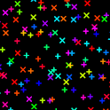 Colorful Sparks icon