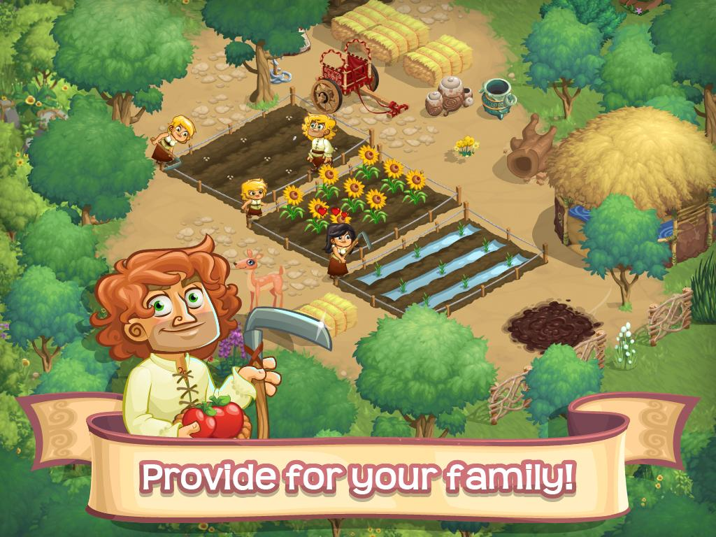 Village Life: Love & Babies Screenshot 2