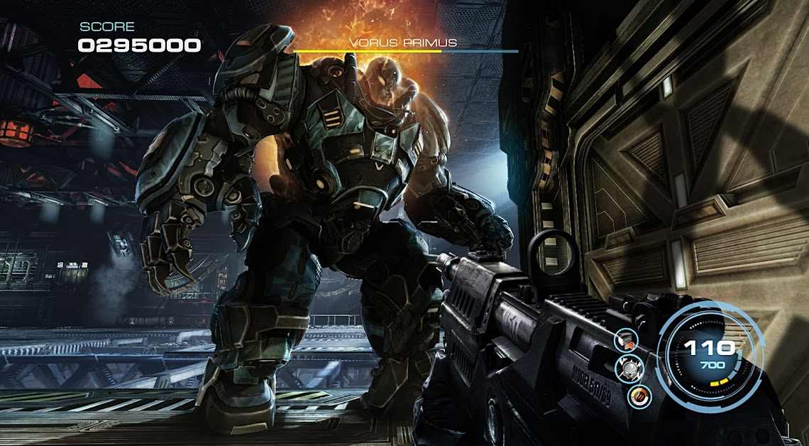 Alien Rage arrives on the PlayStation 3