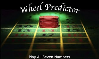 Screenshot of Wheel Predictor