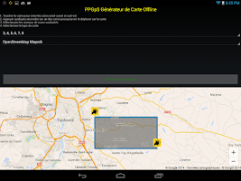 Screenshot of PPGpS