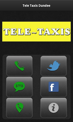 Tele Taxis Dundee