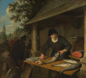 RIJKS: Adriaen van Ostade: painting 1672