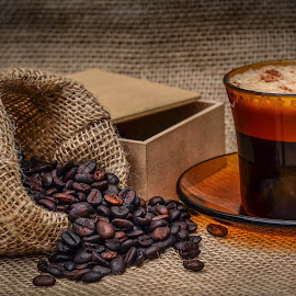 Coffee by Margareth Perfoncio - Food & Drink Ingredients ( coffee, drink )