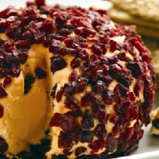 Cranberry Orange Cheese Ball