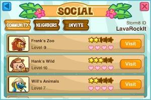 Screenshot of Zoo Story 2™