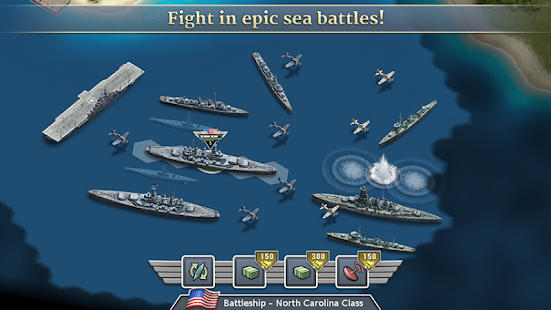 1942 Pacific Front Premium 1.6.0 (Retail & Mod Money) Apk