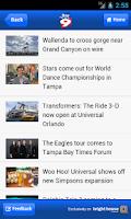 Screenshot of Bay News 9 Standard