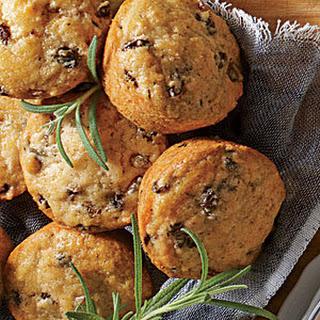 Fresh Rosemary Muffins Recipes
