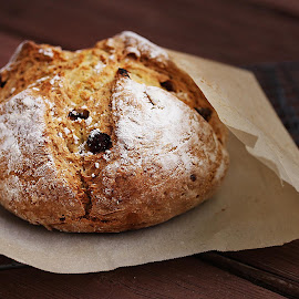 Irish soda bread by Vrinda Mahesh - Food & Drink Cooking & Baking ( food, breads, baking,  )