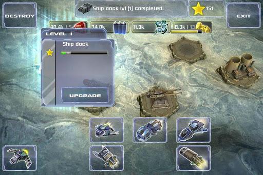 Planets Defense - screenshot