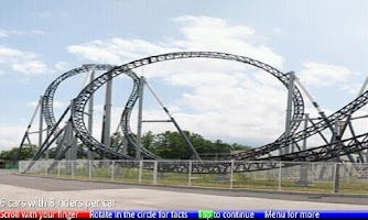 Screenshot of Top 10 Roller Coasters Asia 2