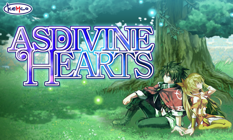 RPG Asdivine Hearts Screenshot 0