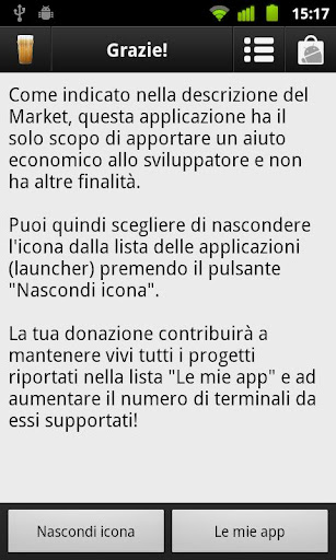 【免費程式庫與試用程式App】RL A Pint Donation-APP點子