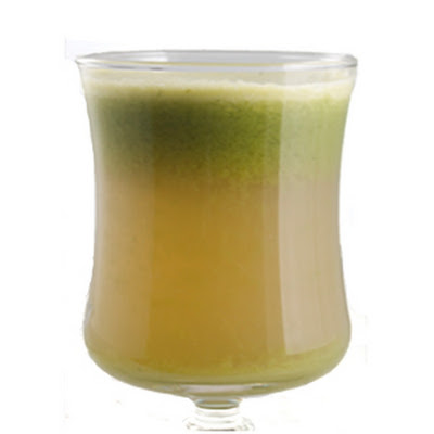 Apple Celery Lemon Ginger Juice