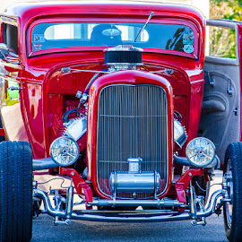 Beautiful Hot Rod by Leslie Nu - Transportation Automobiles ( car, vintage, hot rod )