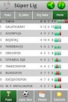 Screenshot of Super Lig