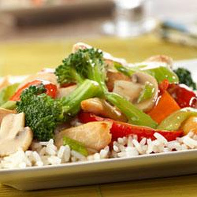 Chicken and Vegetable Stir-Fry