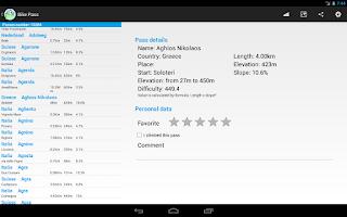 Screenshot of Bike Pass