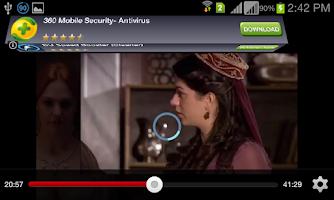 Screenshot of مسلسل حريم السلطان2014