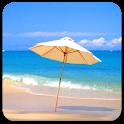 Beautiful beaches Full Theme icon