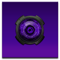 ADW Theme DigitalSoul Purple icon