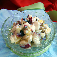 Nutty Fruit Medley