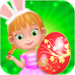 House cleaning easter games APK Image
