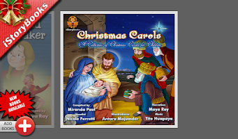 Screenshot of Christmas Story Books