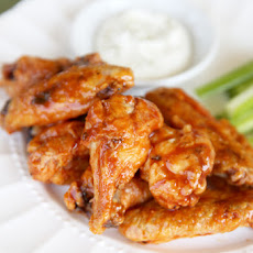 Crispy Oven-Fried Chicken Wings