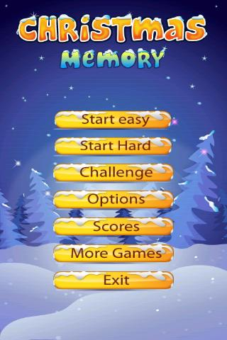 christmas-memory for android screenshot