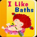 리틀잉글리시-I Like Baths(4세용) icon