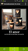 Screenshot of Demotivational Love Pictures