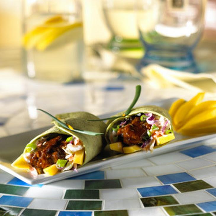 Mango Riblet Wrap