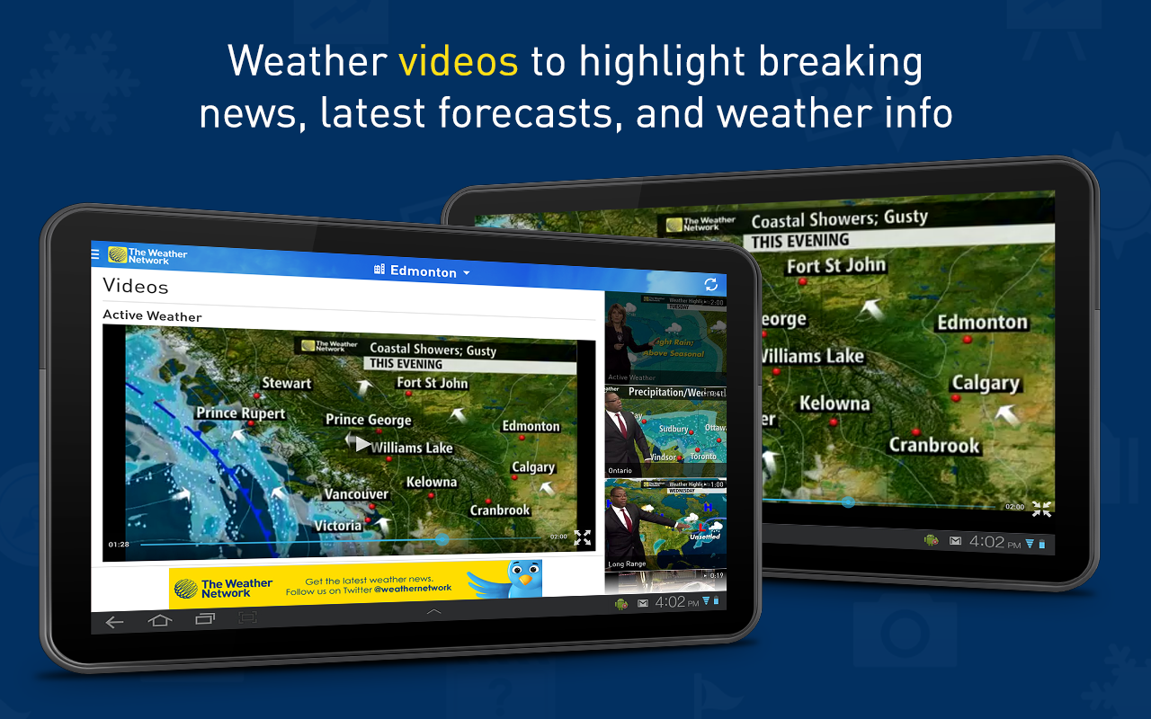 The Weather Network Screenshot 13